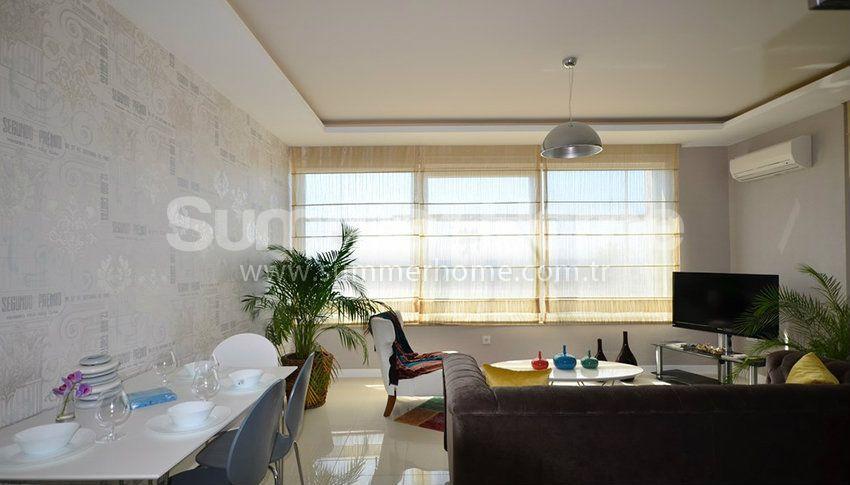 阿拉尼亚凯斯泰尔(Kestel)现代海滨公寓 interior - 15