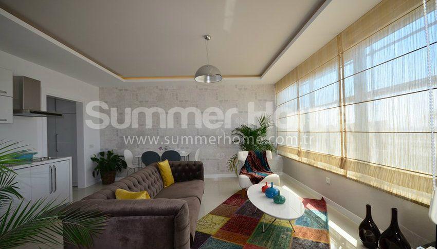 阿拉尼亚凯斯泰尔(Kestel)现代海滨公寓 interior - 16
