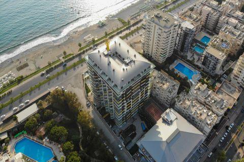 Luxury Apartments with Stunning Views in Mahmutlar, Alanya