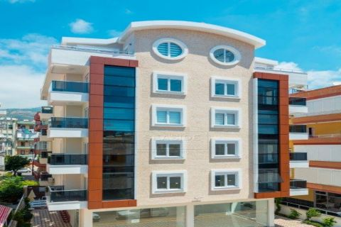 New Stylish Apartments Near the Sea in the Center of Alanya