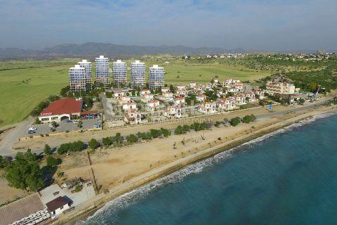 Perfektné apartmány rôznych veľkostí v krásnej lokalite na Severnom Cypre