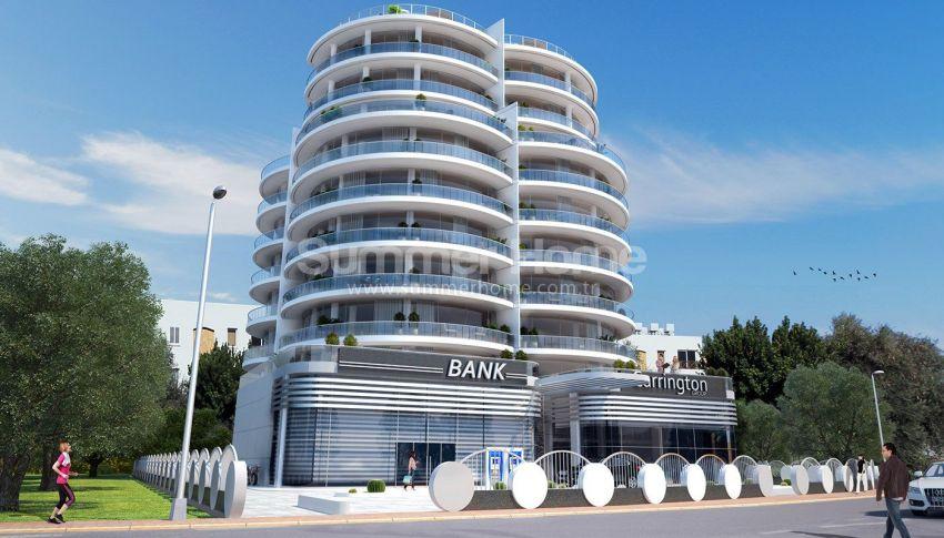 塞浦路斯凯里尼亚的舒适豪华公寓 general - 1