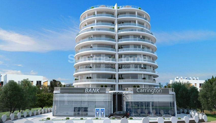 塞浦路斯凯里尼亚的舒适豪华公寓 general - 2