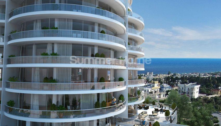 塞浦路斯凯里尼亚的舒适豪华公寓 general - 4