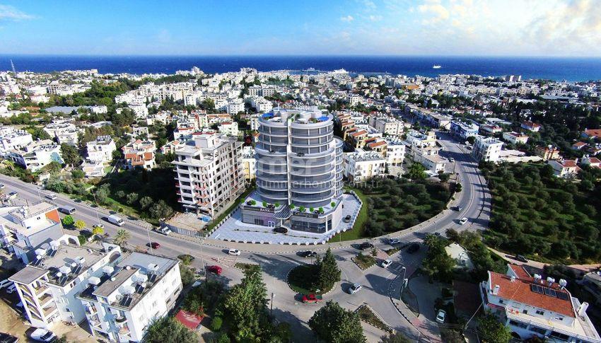 塞浦路斯凯里尼亚的舒适豪华公寓 general - 5