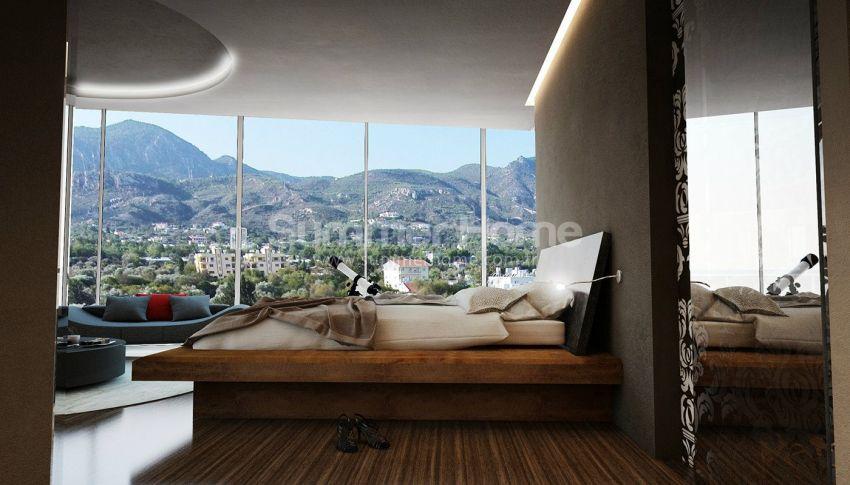塞浦路斯凯里尼亚的舒适豪华公寓 interior - 12