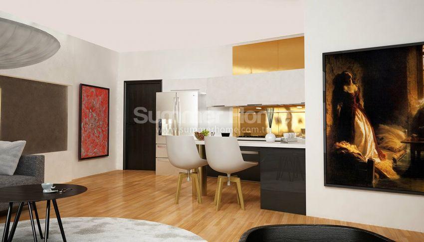 塞浦路斯凯里尼亚的舒适豪华公寓 interior - 15