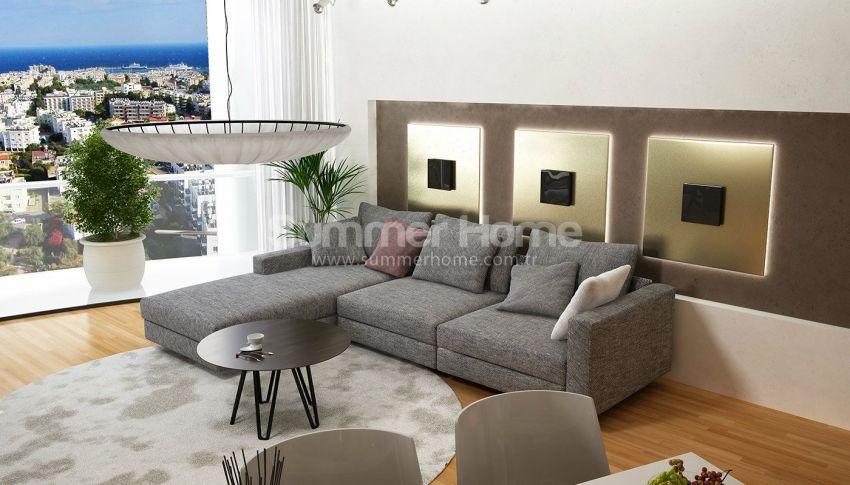 塞浦路斯凯里尼亚的舒适豪华公寓 interior - 17