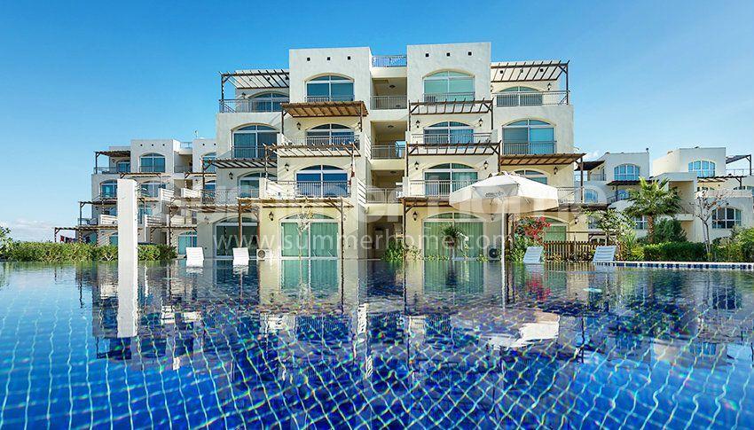 塞浦路斯尼科西亚的优质海滨美景公寓 general - 5