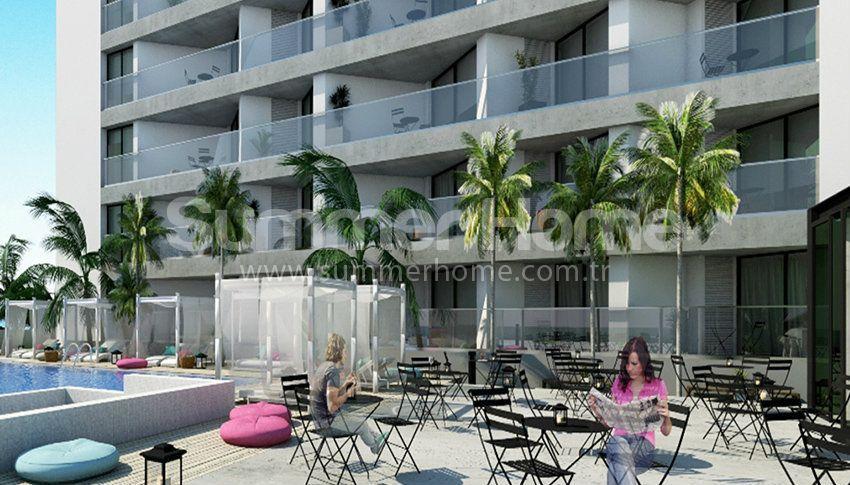 塞浦路斯的带顶楼泳池的奢华海滨公寓 general - 1