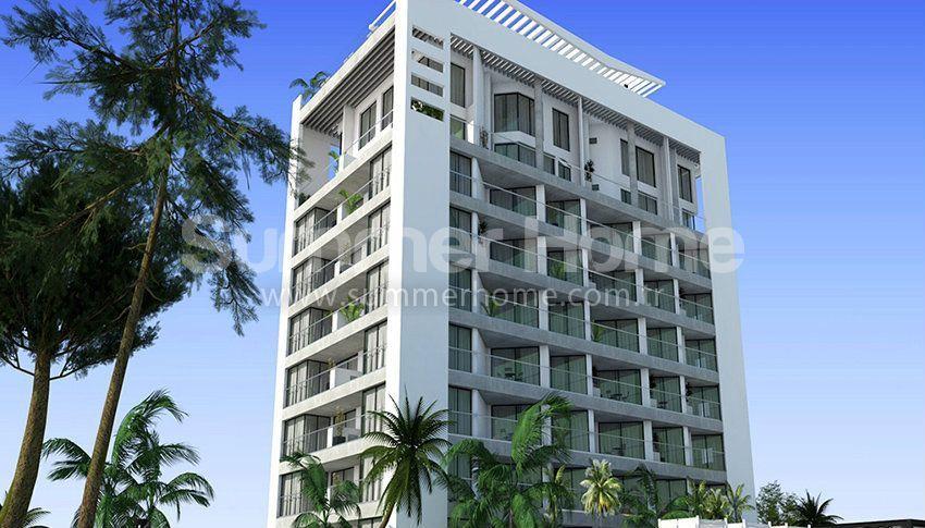 塞浦路斯的带顶楼泳池的奢华海滨公寓 general - 2