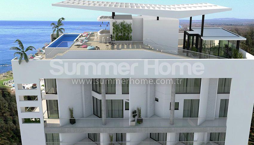 塞浦路斯的带顶楼泳池的奢华海滨公寓 general - 3