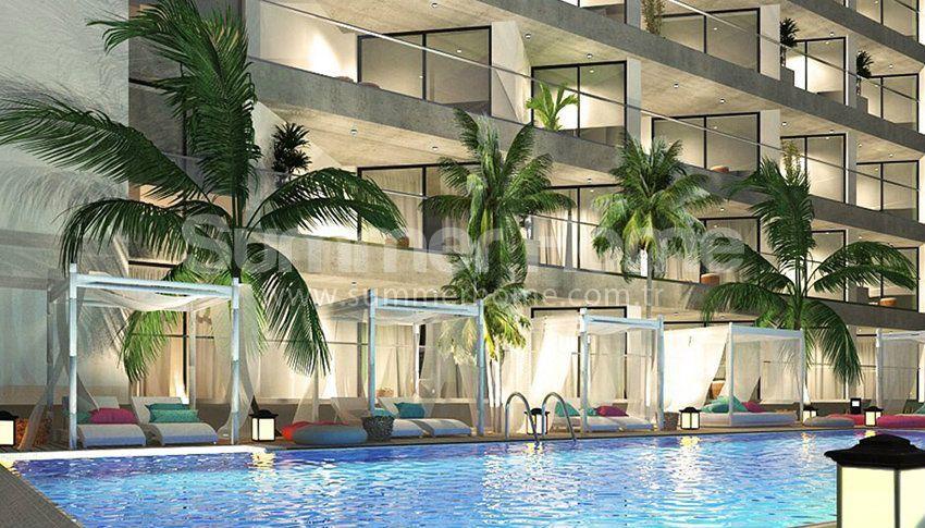 塞浦路斯的带顶楼泳池的奢华海滨公寓 general - 5