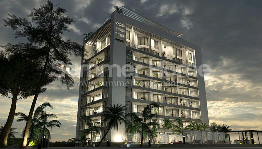 塞浦路斯的带顶楼泳池的奢华海滨公寓 general - 6