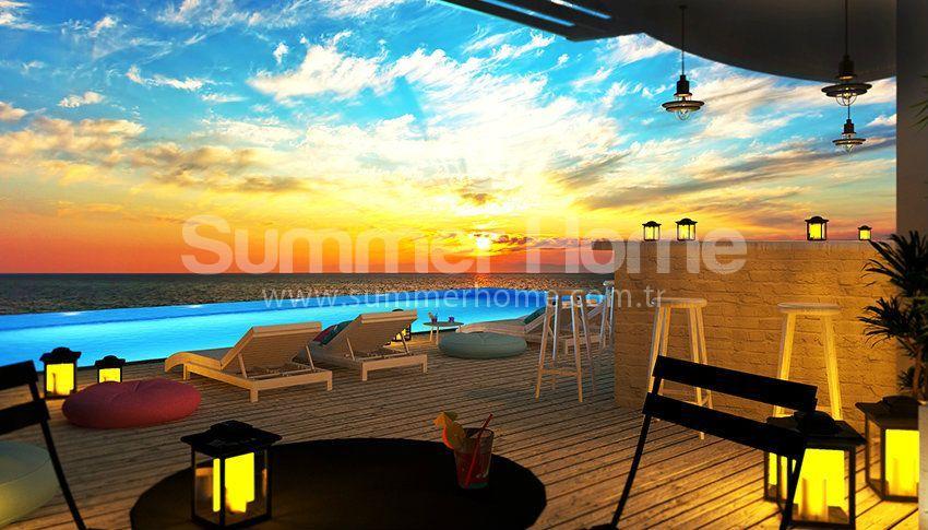 塞浦路斯的带顶楼泳池的奢华海滨公寓 general - 7