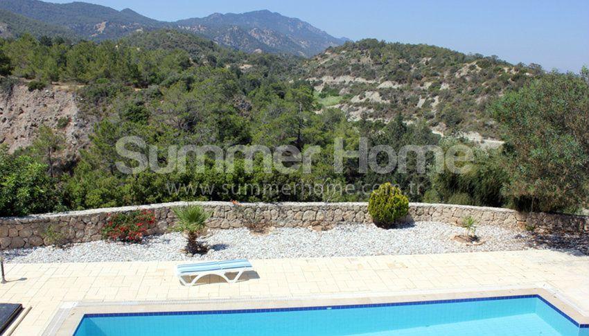 塞浦路斯埃森特佩(Esentepe)的独特美景别墅 general - 8