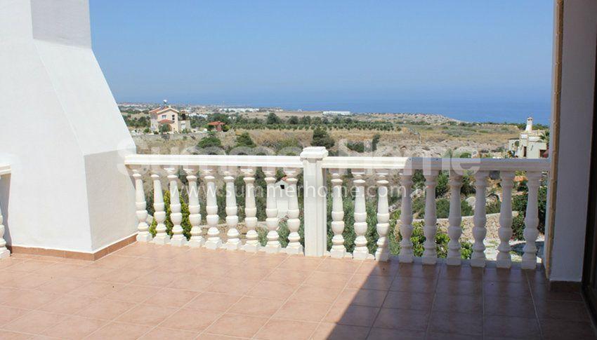 塞浦路斯埃森特佩(Esentepe)的独特美景别墅 interior - 22