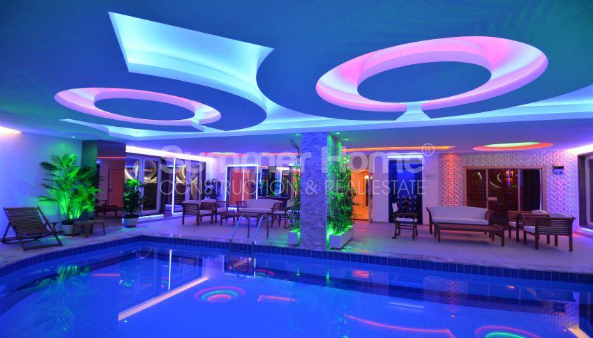 阿拉尼亚马赫穆特拉尔(Mahmutlar)的现代海景精品公寓 facility - 19