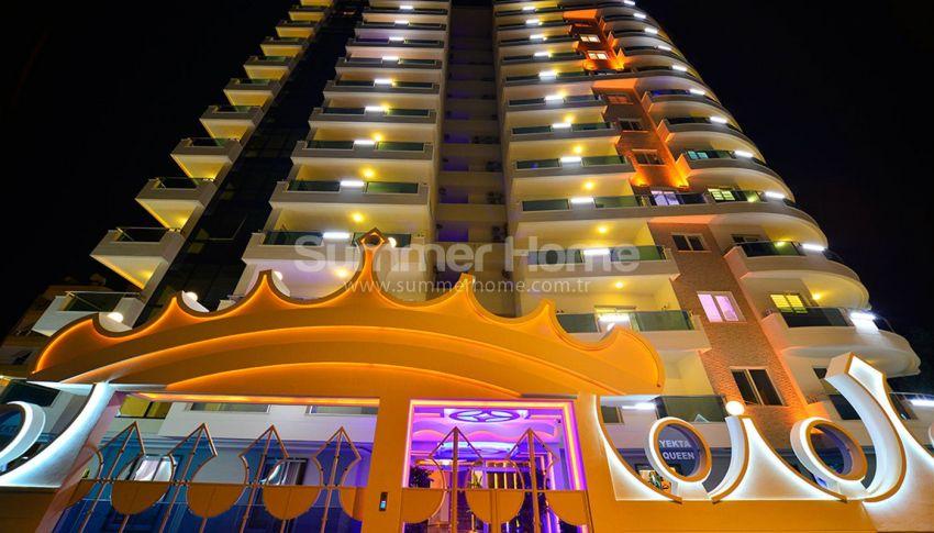阿拉尼亚马赫穆特拉尔(Mahmutlar)的现代海景精品公寓 general - 1