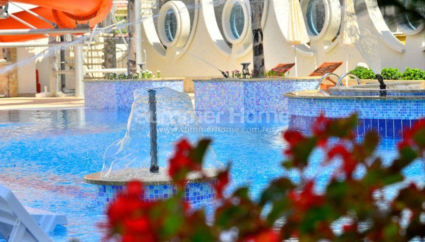 阿拉尼亚马赫穆特拉尔(Mahmutlar)的现代海景精品公寓 general - 2