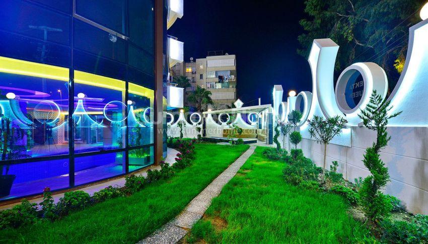 阿拉尼亚马赫穆特拉尔(Mahmutlar)的现代海景精品公寓 general - 6