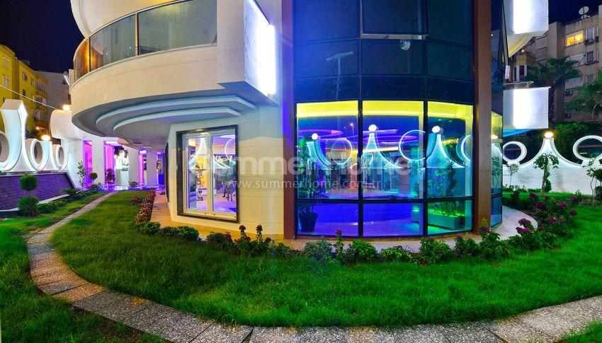 阿拉尼亚马赫穆特拉尔(Mahmutlar)的现代海景精品公寓 general - 7