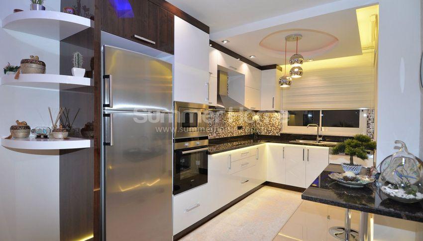 阿拉尼亚马赫穆特拉尔(Mahmutlar)的现代海景精品公寓 interior - 10