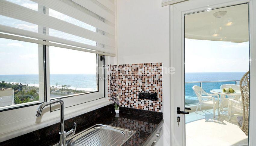 阿拉尼亚马赫穆特拉尔(Mahmutlar)的现代海景精品公寓 interior - 12