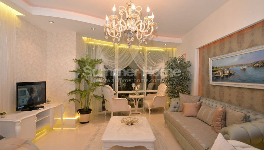 阿拉尼亚马赫穆特拉尔(Mahmutlar)的现代海景精品公寓 interior - 13