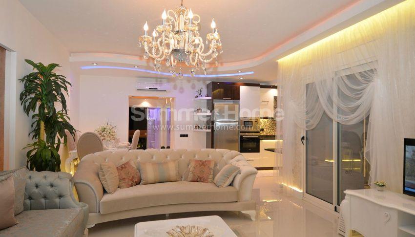 阿拉尼亚马赫穆特拉尔(Mahmutlar)的现代海景精品公寓 interior - 14