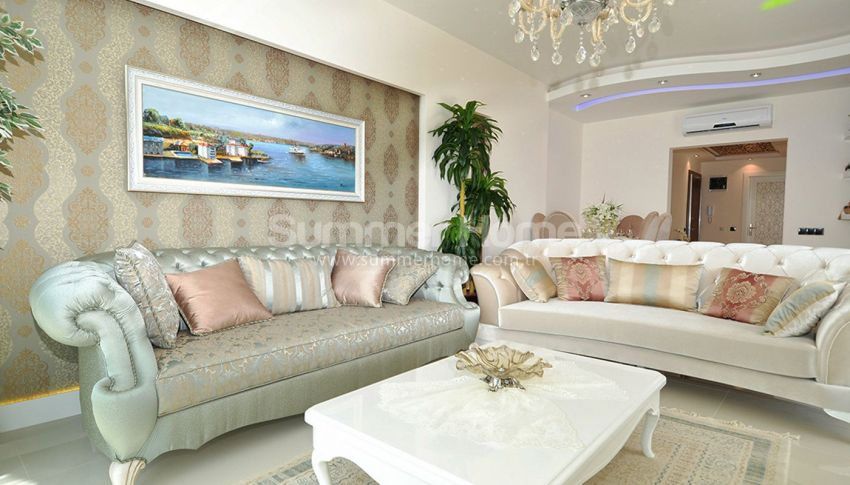 阿拉尼亚马赫穆特拉尔(Mahmutlar)的现代海景精品公寓 interior - 16