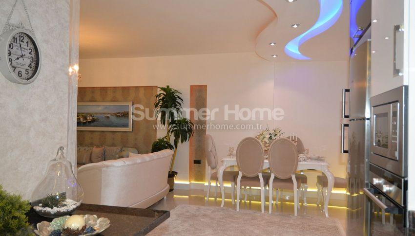 阿拉尼亚马赫穆特拉尔(Mahmutlar)的现代海景精品公寓 interior - 17