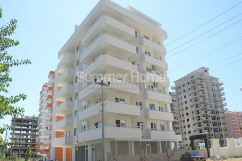 Newly Built Cozy Apartments in Great Location in Mahmutlar, Alanya
