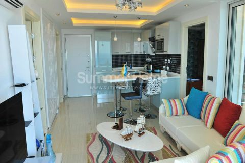 Luxury complex with panoramic sea view in Alanya - Interior Photos - 45