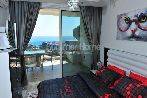Luxury complex with panoramic sea view in Alanya - Interior Photos - 47