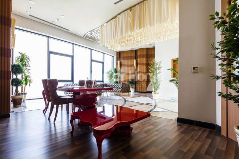 Luxury complex with panoramic sea view in Alanya - Interior Photos - 56