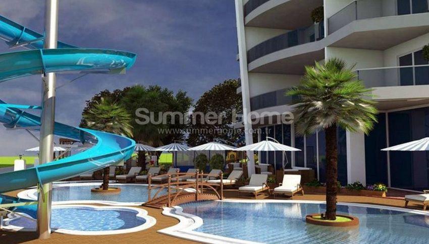 阿拉尼亚马赫穆特拉尔(Mahmutlar)海滨独立住宅区内的现代公寓 general - 5