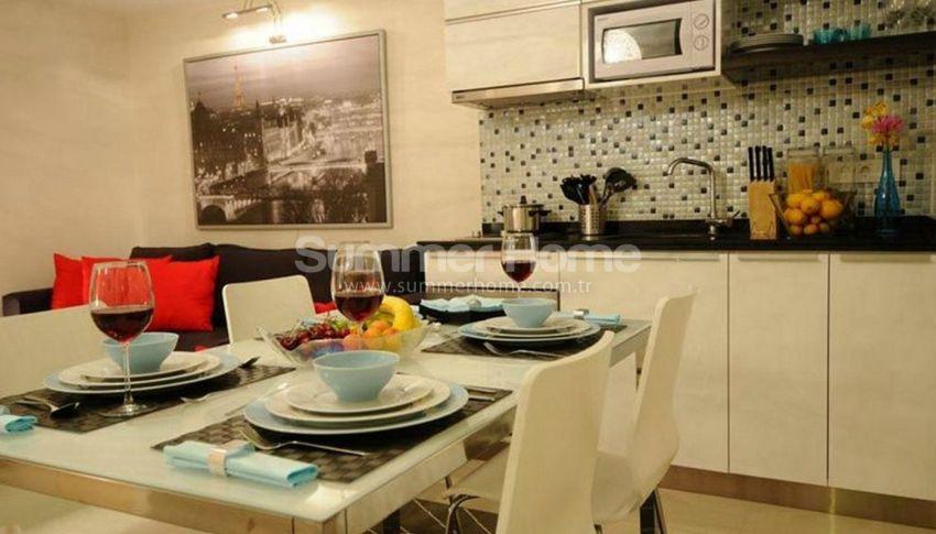 阿拉尼亚马赫穆特拉尔(Mahmutlar)海滨独立住宅区内的现代公寓 interior - 7