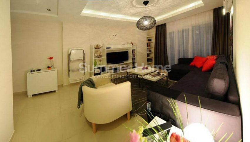 阿拉尼亚马赫穆特拉尔(Mahmutlar)海滨独立住宅区内的现代公寓 interior - 8