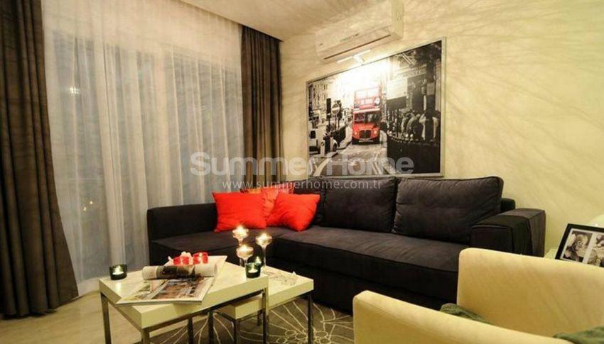 阿拉尼亚马赫穆特拉尔(Mahmutlar)海滨独立住宅区内的现代公寓 interior - 9