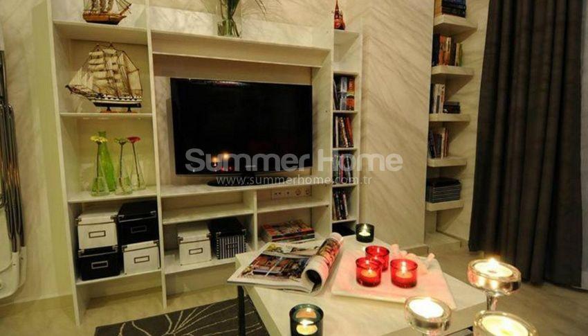 阿拉尼亚马赫穆特拉尔(Mahmutlar)海滨独立住宅区内的现代公寓 interior - 10