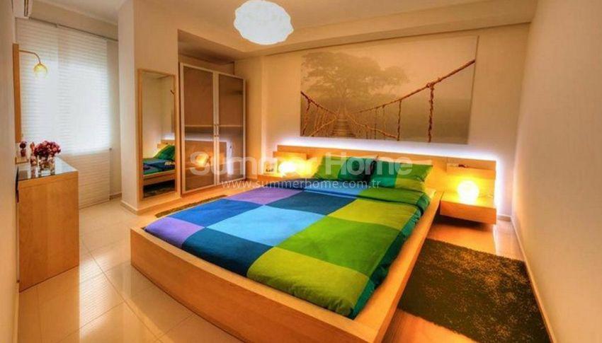 阿拉尼亚马赫穆特拉尔(Mahmutlar)海滨独立住宅区内的现代公寓 interior - 12