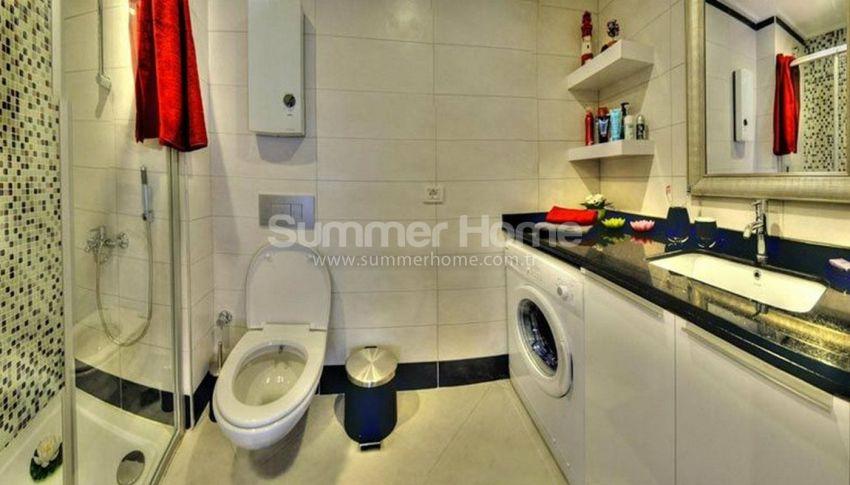 阿拉尼亚马赫穆特拉尔(Mahmutlar)海滨独立住宅区内的现代公寓 interior - 13