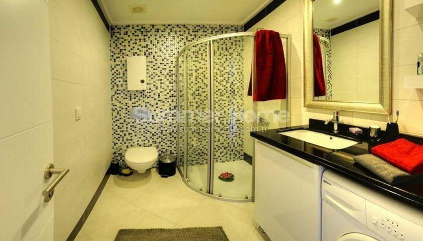 阿拉尼亚马赫穆特拉尔(Mahmutlar)海滨独立住宅区内的现代公寓 interior - 14