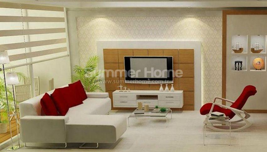 阿拉尼亚马赫穆特拉尔(Mahmutlar)海滨独立住宅区内的现代公寓 interior - 17