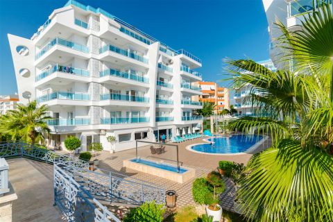 Modern Apartments in Quiet Area at Attractive Prices in Avsallar Alanya