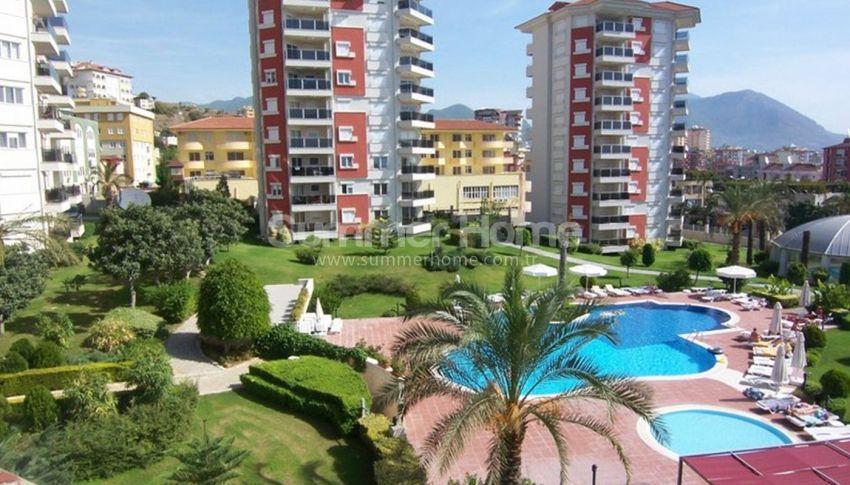 Appartements confortables et abordables dans un quartier populaire de Cikcilli, Alanya general - 2