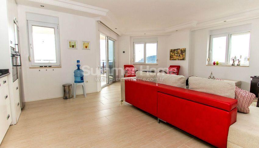 Appartements confortables et abordables dans un quartier populaire de Cikcilli, Alanya interior - 3