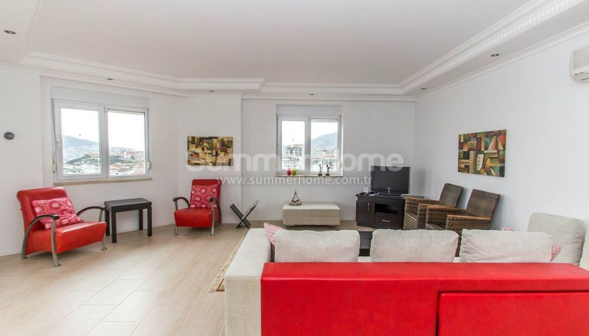 Appartements confortables et abordables dans un quartier populaire de Cikcilli, Alanya interior - 5