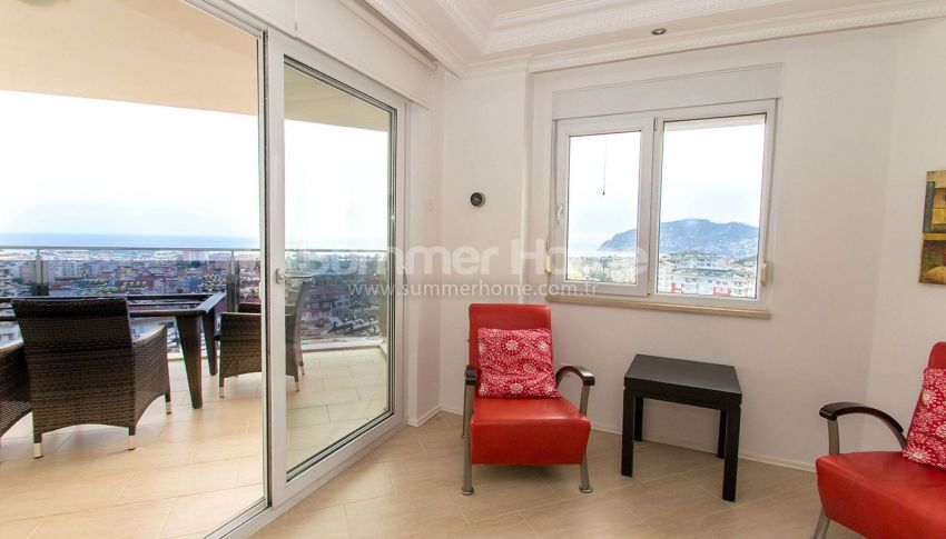 Appartements confortables et abordables dans un quartier populaire de Cikcilli, Alanya interior - 7